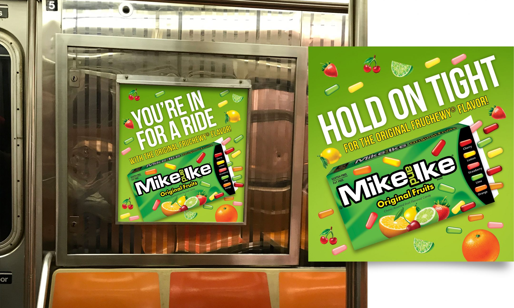 Mike and Ike Original Mix Subway